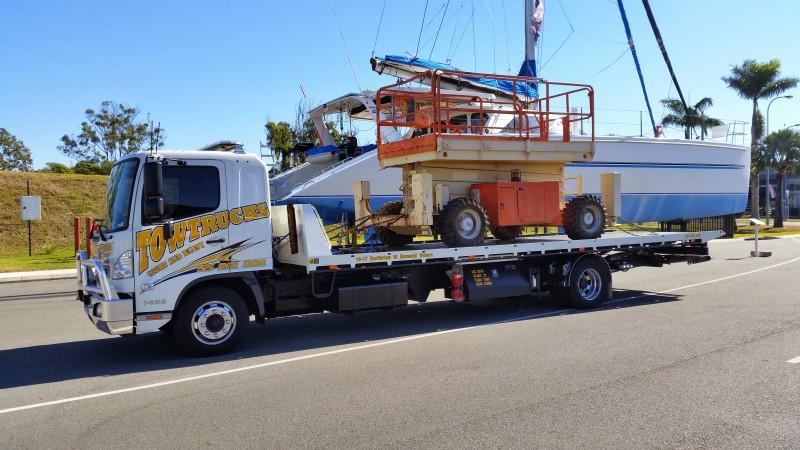 Gold Coast Light and Heavy EWP transport