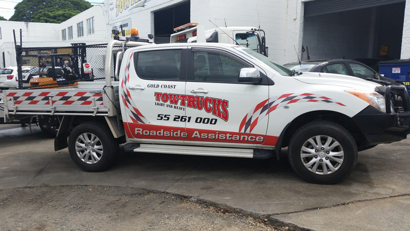 Roadside Assistance Vehicle