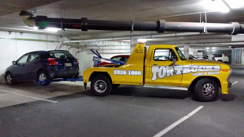 Undercover Carpark