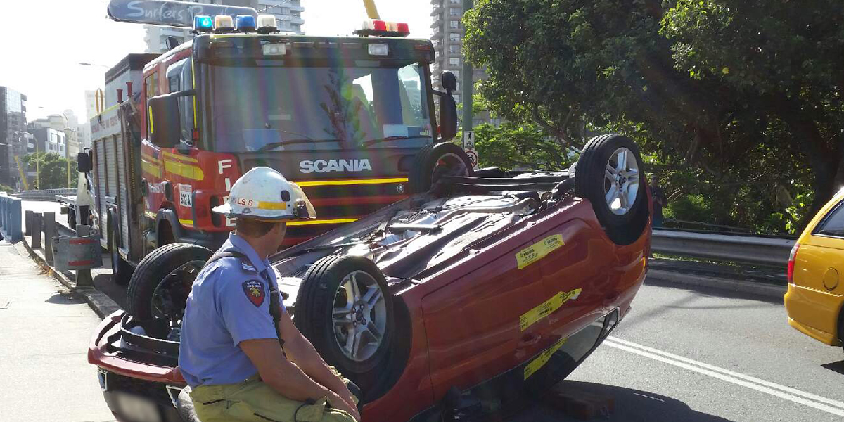 Gold Coast Tow Trucks Accident